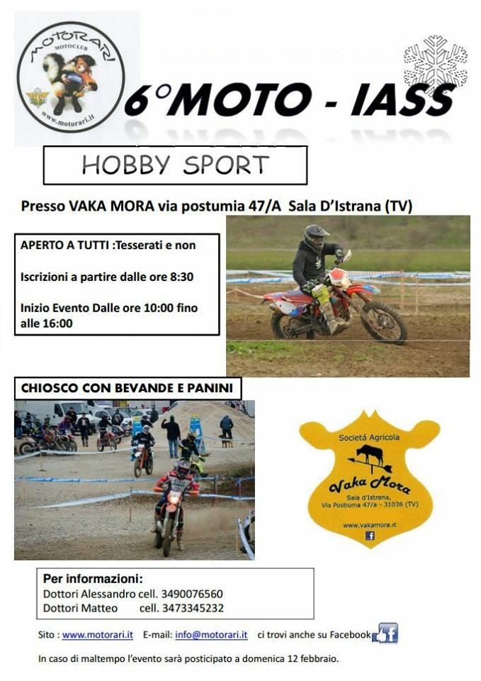 6° Evento Moto – IASS